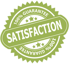 Maid Bright Satisfaction Guarantee