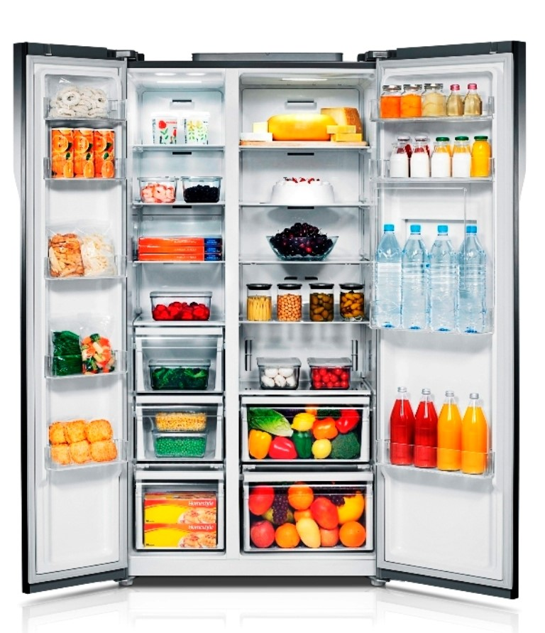 Tips to keep your refrigerator clean and organized maid Can you put hot food in the refrigerator